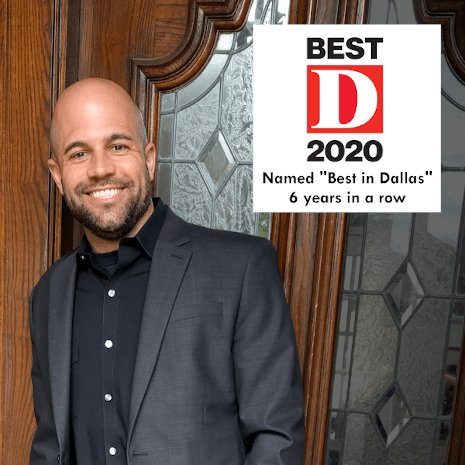 Dr. Roe Best Dentist in Dallas 6 years in a row